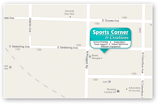 Sports Corner and Creations
